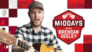 Brendan Seeley: Middays