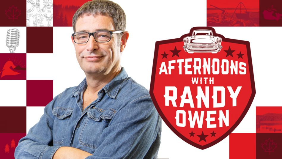 Randy Owen: Afternoons