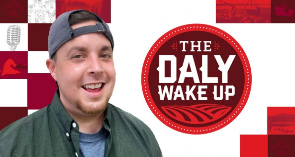 The Daly Wakeup
